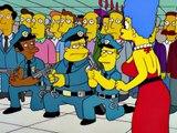 Los Simpson - Krusty - Mirad esos mogambos!!