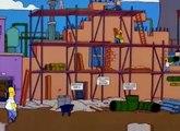 Homer Simpson - Sufrir accidente, sufrir accidente