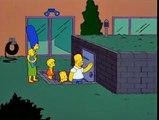 Homer Simpson - Largo de aqui Flanders!!