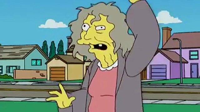 Los Simpsons - Ned Flanders - Tiene animalillos domesticos?