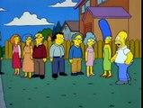 Homer Simpson - La caravana esta a vuestra disposicion! Es de Flanders...