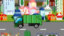 Garbage Truck | Formation and Uses | Puzzle Games For Kids | Garbage for Children | BinBin Tv