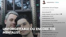 PHOTOS. Andy Mientus (Gone) : sa demande en mariage surprenante à son mari Michael Arden