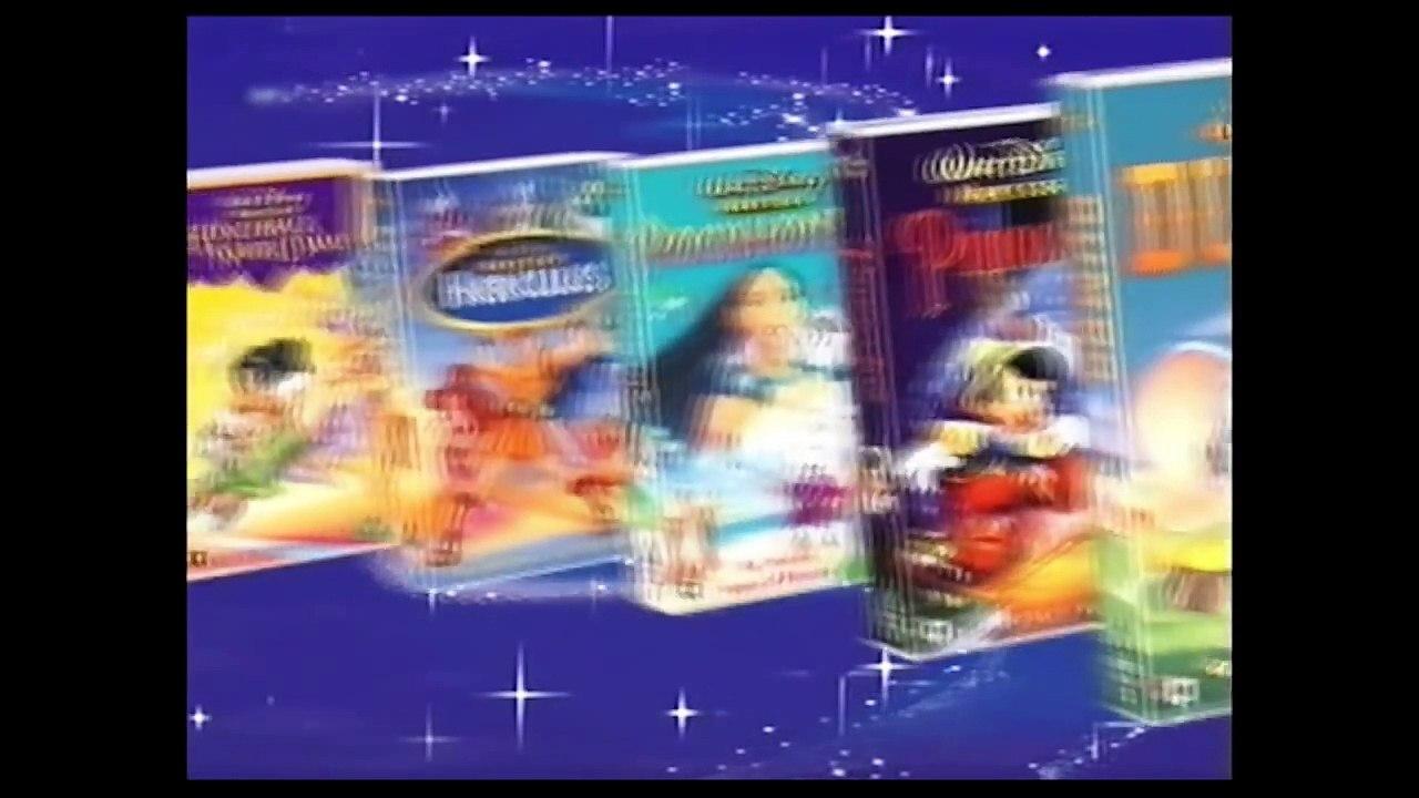 Digitized Opening To Peter Pan 2000 Vhs Uk Video Dailymotion