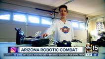 Arizona Robotic Combat looking to expand with new arena