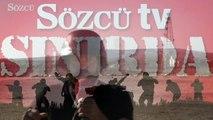 Teröristlerin vurulduğu anı Sözcü TV  böyle görüntüledi
