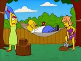 Chop Chop, Dig Dig, Chop Chop, Dig Dig | Simpsons Best Moments