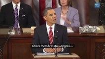"""Obamacare, """"axe du mal""""... Trois discours sur l'état de l'Union qui ont marqué l'histoire des Etats-Unis"""