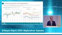 Merkez Bankası Başkanı Çetinkaya Enflasyon Tahminlerini Açıkladı