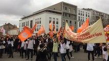 Ehpad : 500 manifestants à La Roche-sur-Yon