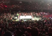 John Cena Serenades Philly Crowd With Rendition of 'Fly, Eagles Fly' at WWE Raw