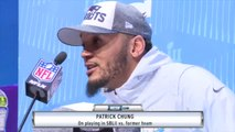 Patrick Chung On Facing His Former Team In SBLII