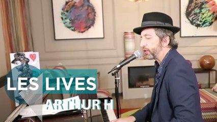 Arthur H - Live & Interview
