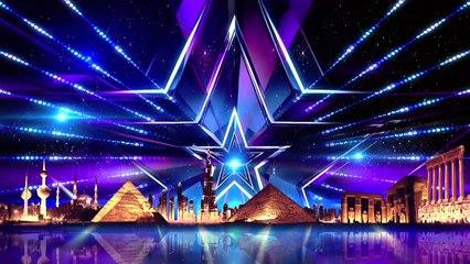 Arabs Got Talent- عرض النصف نهائيات – Fantastic 5