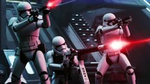 First Order Stormtroopers vs. Imperial Stormtroopers - Armor, Weapons and Training Comparison