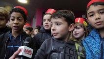 Les Aventures de Spirou et Fantasio - Vidéo réactions Festival de la Bande Dessinée d'Angoulême [720p]