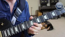 Call and Response Blues Guitar Lesson - Lick of the Week PLUS backing Track