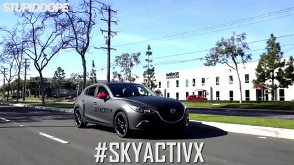 The Future is Bright with Mazda's SKYACTIV-X Engine! | Video