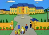 Los Simpson - No señor! Soy un marine de Estados Unidos, señor!