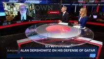 THE RUNDOWN   Alan Dershowitz on his defense of Qatar   Tuesday, January 30th 2018