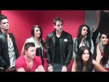 The cast of GEORDIE SHORE spill on Geordie style!| Grazia UK