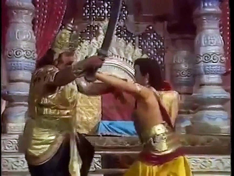 Kans Vadh Story in Jai Shri Krishna
