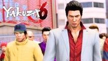 Yakuza 6: The Song Of Life - Clan Creator Minigame Gameplay Trailer