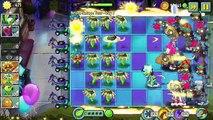Plants vs. Zombies 2 Gameplay One Plant Power Up Vs Zombies (Neon Mixtape Tour)