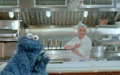 Cookie Monster's NYC Food Tour