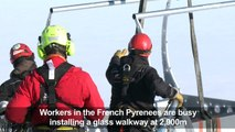 New walkway to offer exceptional view of French Pyrenees