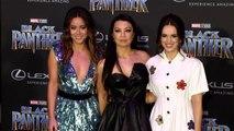 "Chloe Bennet, Ming-Na Wen, Elizabeth Henstridge ""Black Panther"" World Premiere"