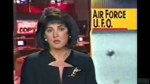Analysis Of The Footage From The 1994 Nellis Air Force Base UFO Incident