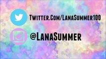 How To: Inverted French Braid/Dutch Braid/Boxer Braid Tutorial | Lana Summer