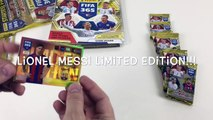 Adrenalyn XL 2017 panini FIFA 365 trading cards starter pack and 11 packets