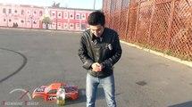 Тюнинг Тайм #49: Тестируем радиоуправляемую машину на бензине! 4 л.с.- [© Жорик Ревазов new]