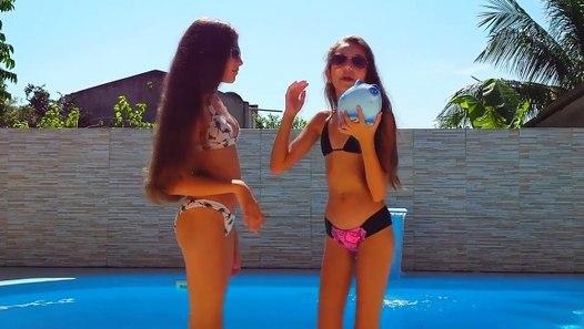 Desafio na Piscina: Caça Moedas - Vídeo Dailymotion