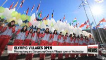 Olympic Villages officially open for PyeongChang Winter Olympics athletes