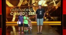 Will Ferrell Presents Emmy Awards 2013 to 'Modern Family' & 'Breaking Bad' @ Emmy Awards 2013