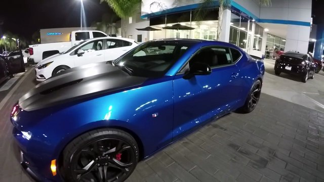 2017 Camaro SS vs. Camaro SS 1LE What is The Difference?