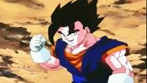 Drawing Majin Vegeta SSJ2 fighting Son Goku SSJ2 [Dragon Ball Z] by TolgArt