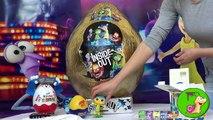 INSIDE OUT Toys Giant Surprise Egg Huge Egg UNBOXING Pop Figures Joy Sadness Disgust Fear Anger