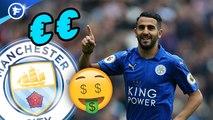 Leicester fixe un prix astronomique pour Mahrez, le dernier coup à 30 M€ du Barça