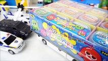 액체괴물, 헬로카봇 시즌3 케이캅스 합체 변신 놀이 Slime And Transformer Hello Carbot K Cops Robot Toys 機器人 трансформатор