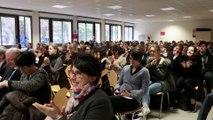 L'Europe et l'amitié franco-allemande, célébration du 55e anniversaire du Traité de l'Elysée avec les lycées partenaires du Programme Europe, Éducation, École