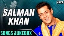 Salman Khan Songs  सलमान खान के गाने  Best Bollywood Songs Collection  Salman Khan Hits