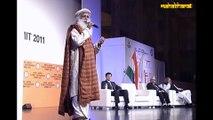 Sadhguru Jaggi Vasudev - Indo Japan Global Summit
