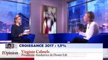 Muriel Pénicaud – Croissance en hausse: «La baisse du chômage n'est pas automatique»