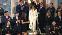 Melania Trump geleneği bozdu