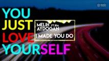 Melih Aydogan Ft. Ria - I Made You Do (Official Lyric Video)