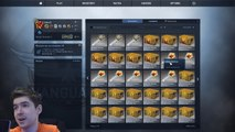 MY BIGGEST OPENING (CASE OPENING #20) Counter - Strike : Global Offensive